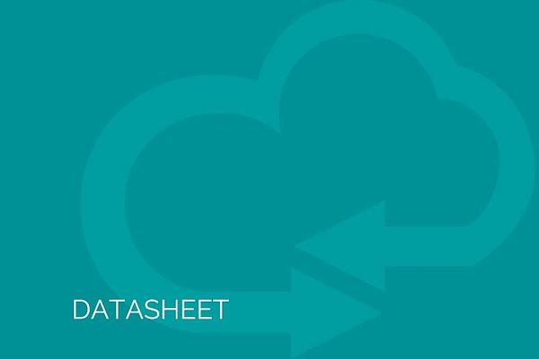 Cloud Data Exchange for Xero Datasheet